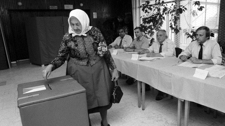 Volby 1990 v Československu