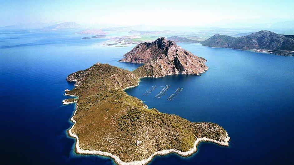 Ostrov Nafsika