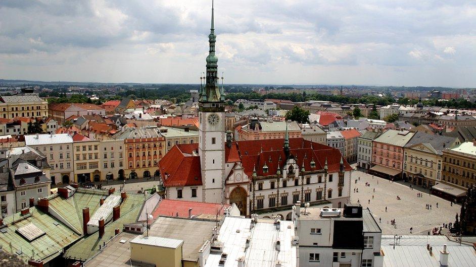 Olomouc je podle Lonely Planet skrytým klenotem Evropy.