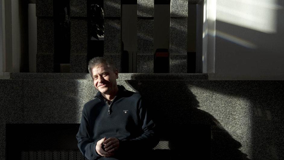 Martin Fusek se stará o vstup vědeckých objevů do světa byznysu.