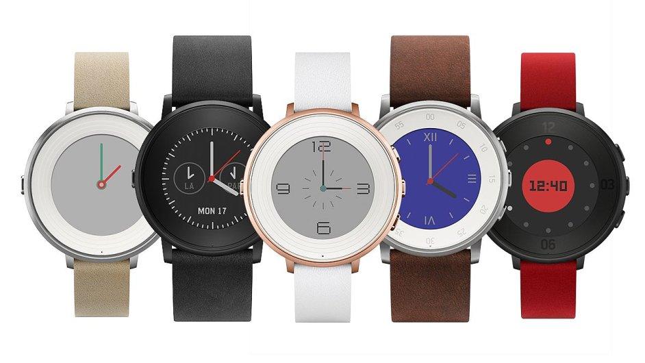 Elephone W2  Chytré hodinky se švýcarským strojkem a safírovým ... 8bdcb7bb7b