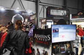 For Games: Herní veletrh v Praze ovládl ještě nevydaný Assassin's Creed