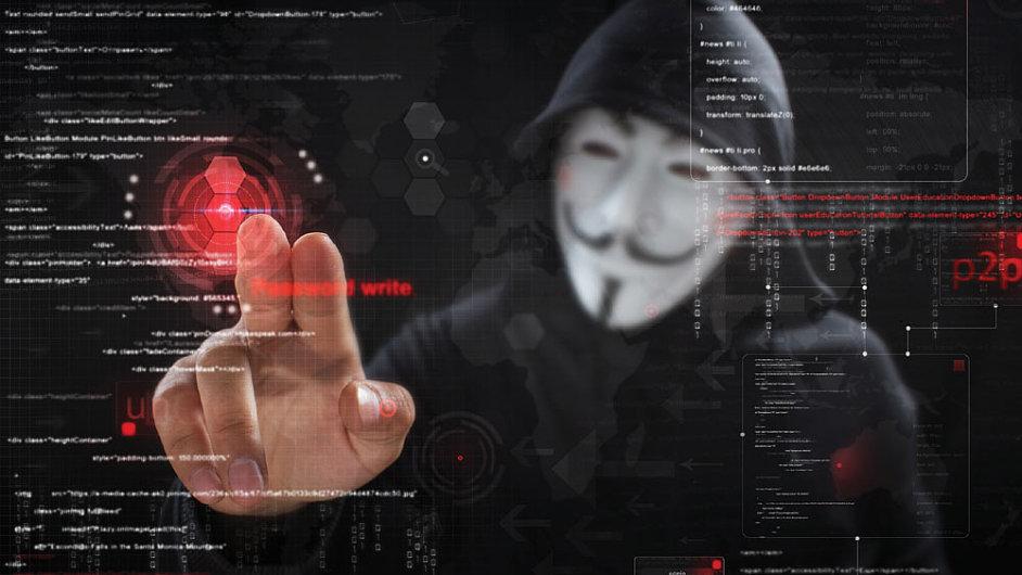 Kybernetická bezpečnost - ilustrační foto.