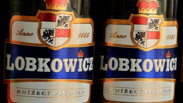 Firma Lapasan bude v Pivovarech Lobkowicz nov� dr�et 98procentn� pod�l.