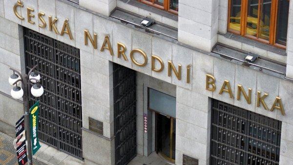 Budova �esk� n�rodn� banky