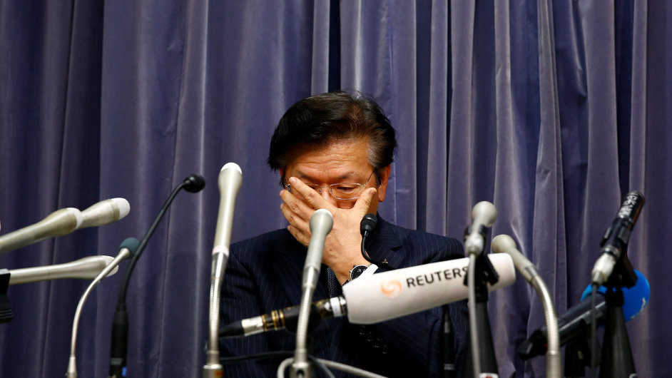 Mitsubishi dočasně povede Osamu Masuko.