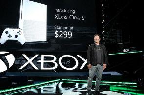 Microsoft ukázal menší a levný Xbox One S a luxusní Project Scorpio s podporou 4K her