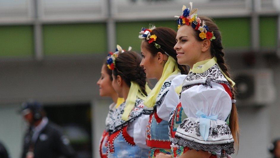 Přijeďte na nejstarší a největší folklorní festival v Evropě do jihomoravské Strážnice - Ilustrační foto.