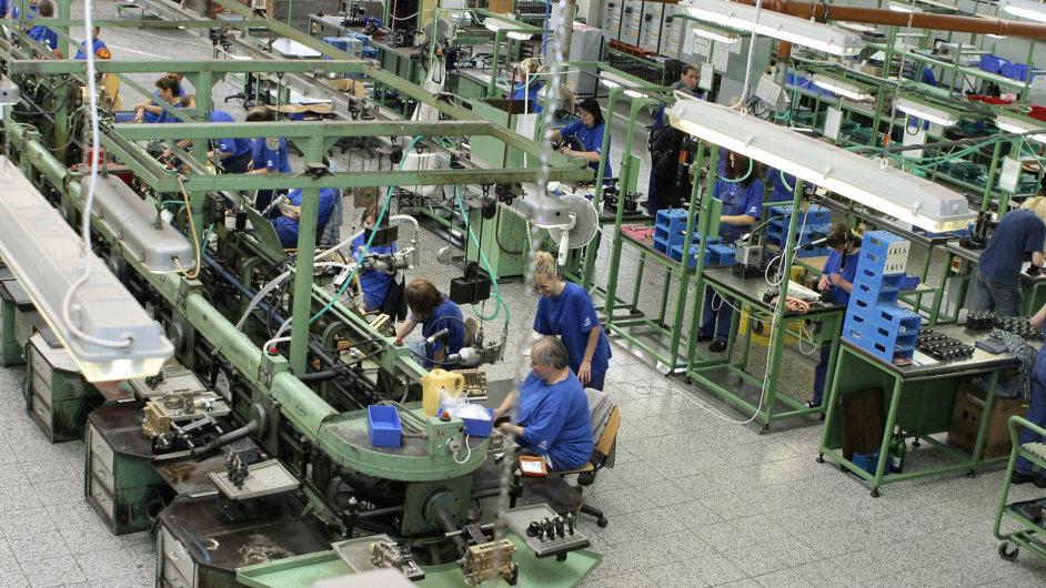 Motorpal zaměstnává večtyřech výrobních závodech asi 1300 lidí.