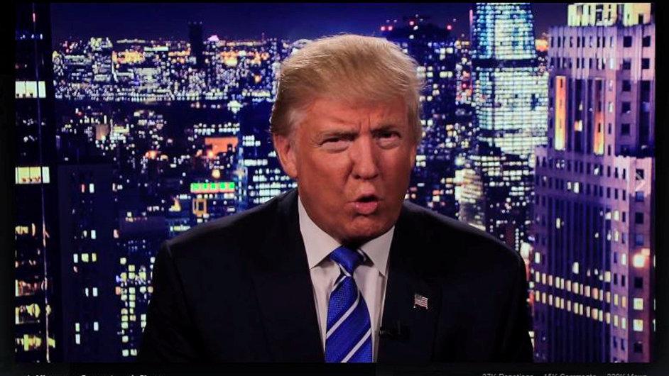 Donald Trump, USA, volby, prezident, sexuální skandál, video