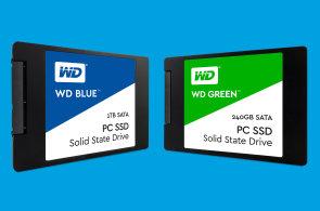 Western Digital začal vyrábět SSD úložiště, hned první testovaný model patří na špičku