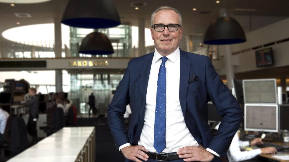 Komoditní stratég Ole Hansen ze Saxo Bank