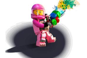 Lego Worlds je Minecraft s piráty