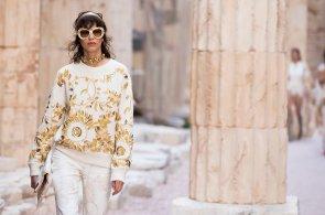 Chanel pro moderní bohyni: Cruise kolekci předvedla i Barbora Podzimková