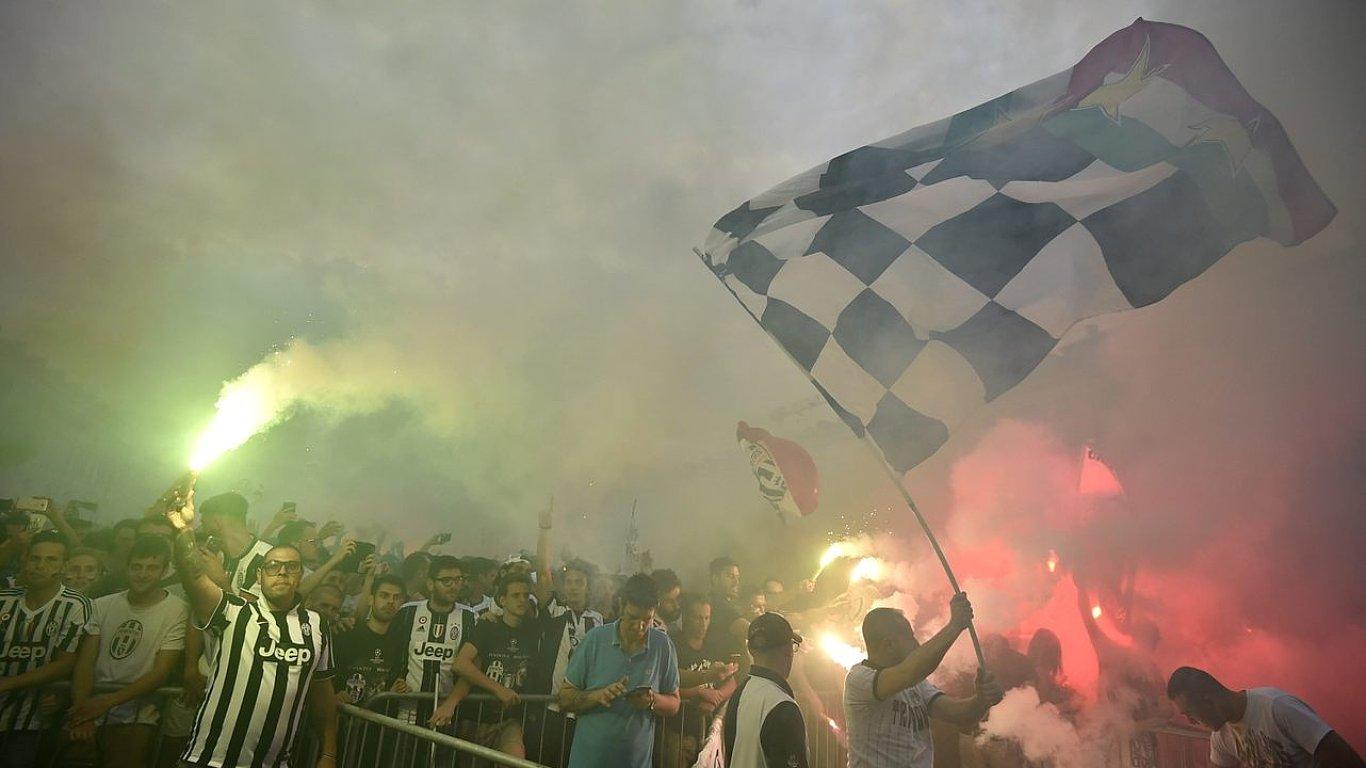 Juventus, fotbal