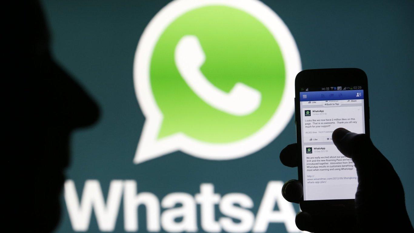 WhatsApp, jehož služby využívá 1,5 miliardy lidí po celém světě, zatím neví, kolik telefonů spyware napadl.