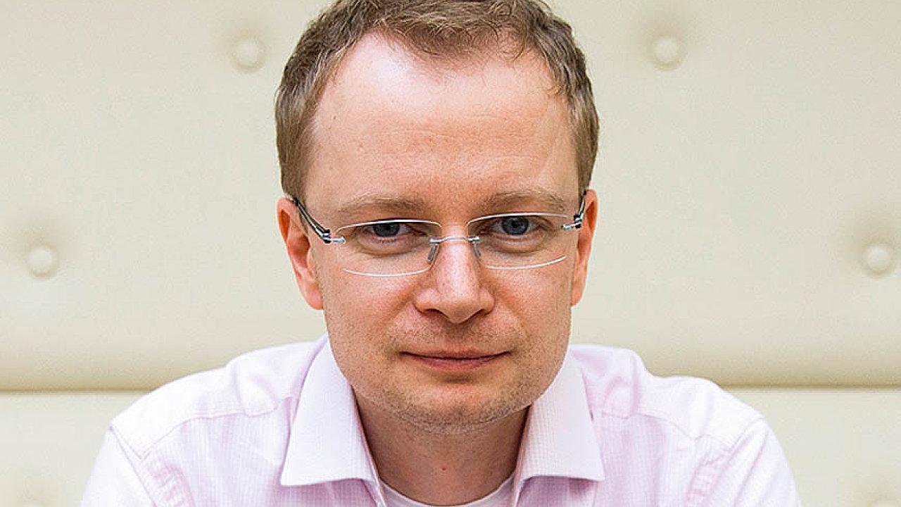 Pavel Tomášek, šéfredaktor aktuálně.cz