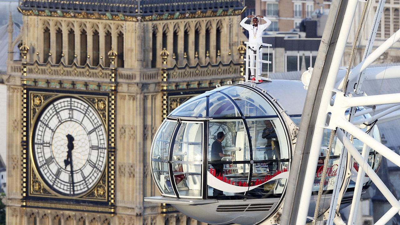 Londýnský Big Ben čeká oprava, na čtyři roky se odmlčí
