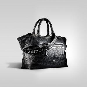 Still Icon Bag Black Studs