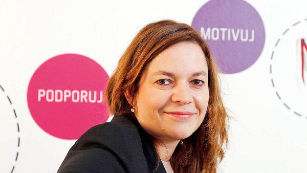 Pavlína Kalousová, předsedkyně, Byznys pro společnost