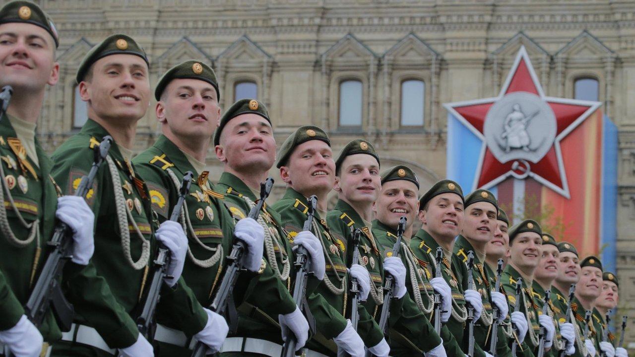Ruská armáda - Ilustrační foto.
