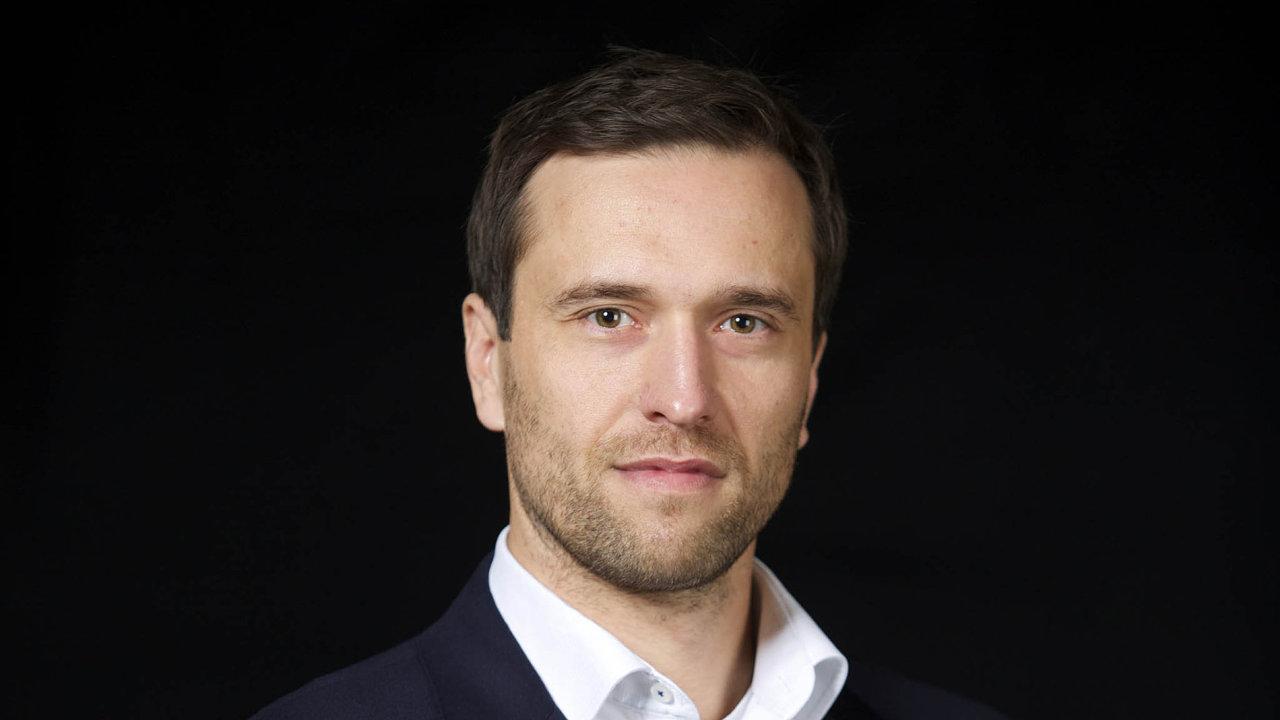 Petr Graclík, generální sekretář Českého olympijského výboru.