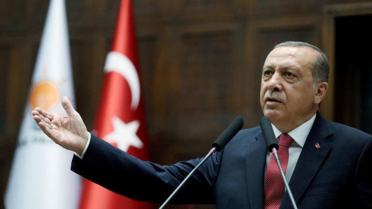 Turecko, Erdogan