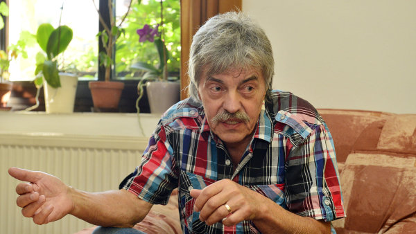 Psycholog Karel Hlavatý.