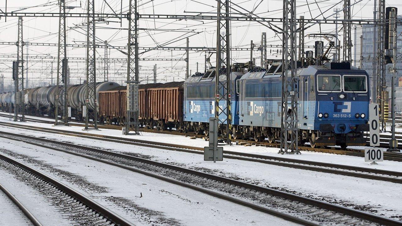 ČD Cargo bude od ledna opět vozit uhlí do Chvaletic