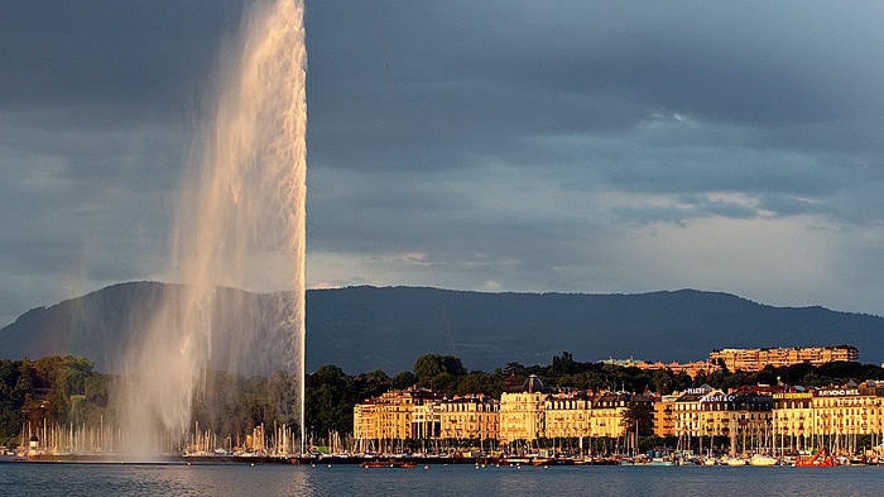 Ženeva.