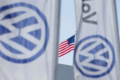 Volkswagen má montážní závod v městě Chattanooga v Tennessee.