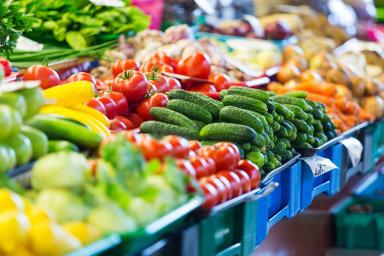 Zbytky pesticidů, tedy látek k hubení chorob rostlin a plevele, v potravinách podle ministerstva zemědělství velký problém nejsou - Ilustrační foto.