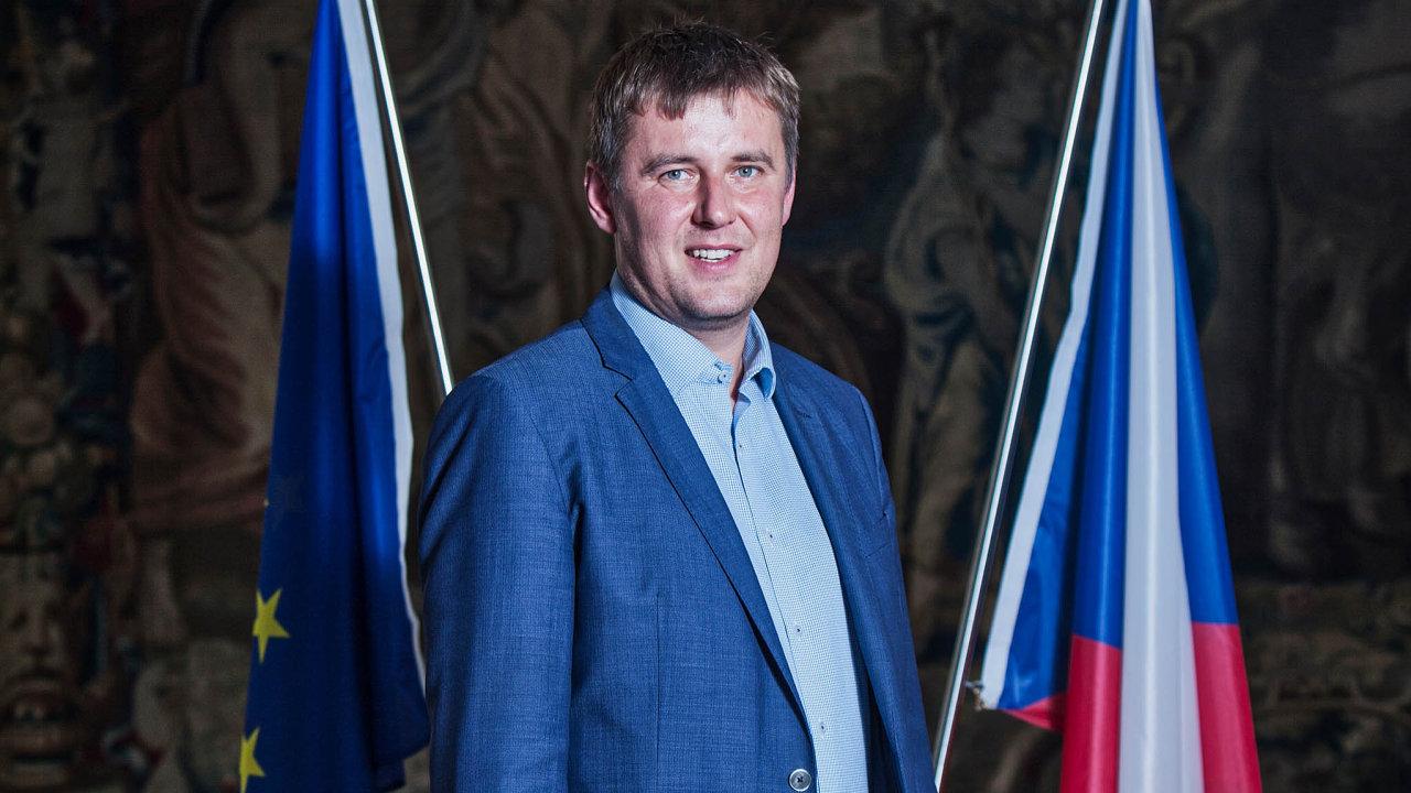 Šéf americké diplomacie do Prahy jet nemusel, neboť jeho český kolega, ministr zahraničí Tomáš Petříček (na snímku), tento týden vyráží do Washingtonu za ním.