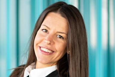 Eliška Dočkalová, ředitelka zákaznické zkušenosti společnosti Kiwi.com
