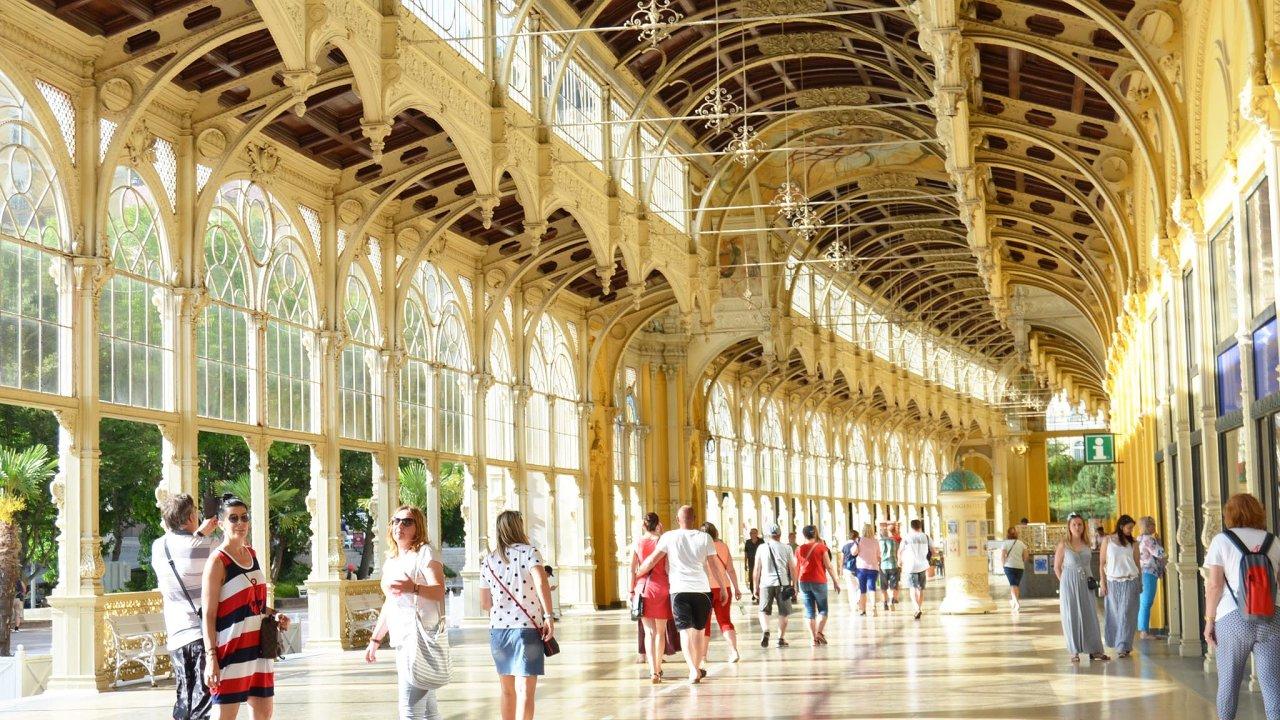 Maďarská firma Szallas vstoupila na český trh, zajišťuje i ubytování pro lázeňské hosty.