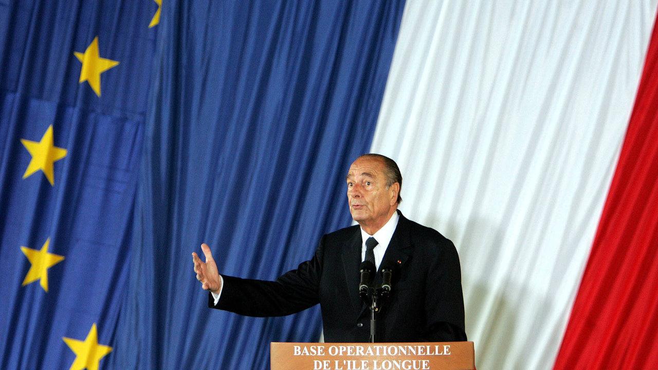 Jacques Chirac (29. listopadu 1932 – 26. září 2019)