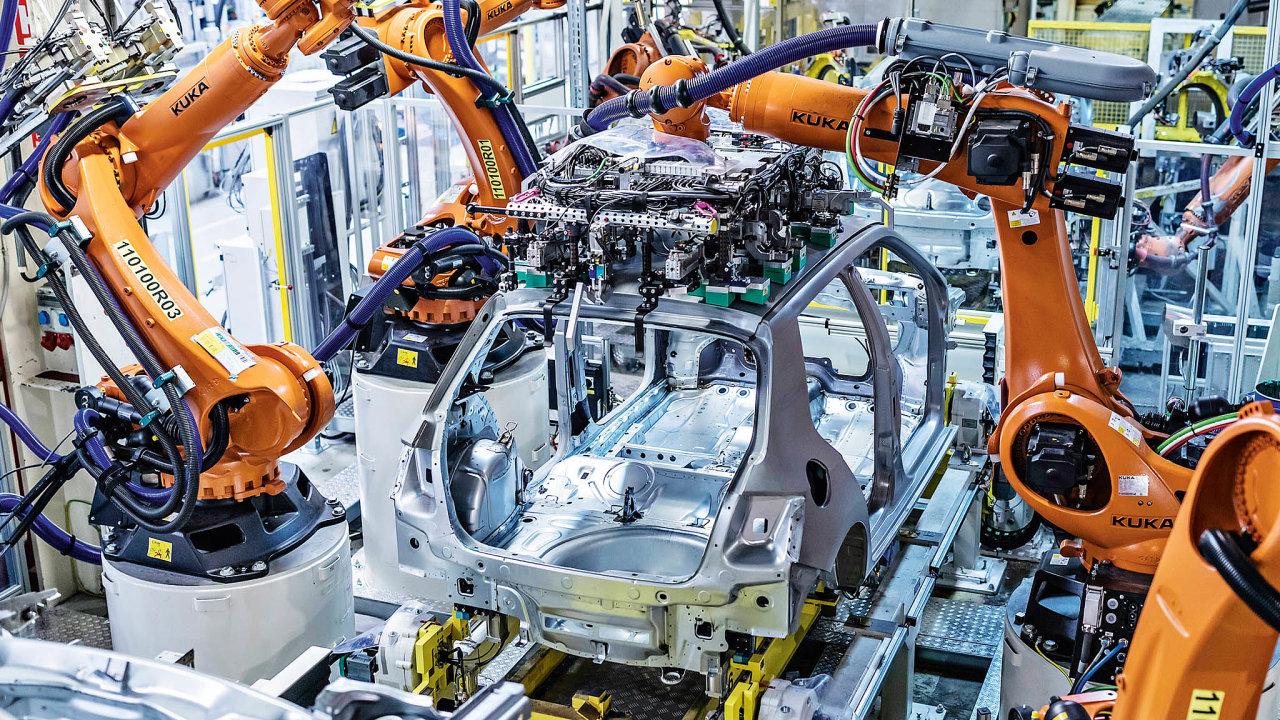 Díky digitalizaci, robotizaci aumělé inteligenci začnou vznikat nové hodnotyapolitici aekonomové rozhodnou, jak je rozdělit.