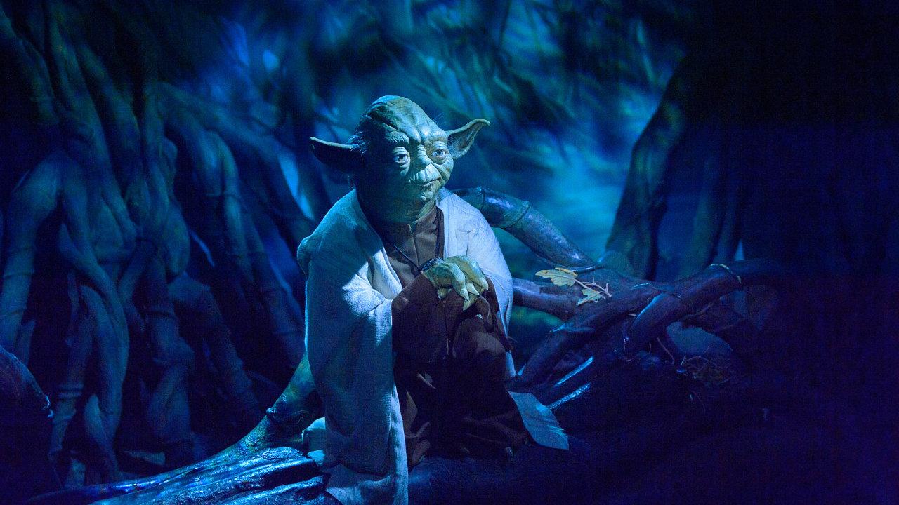 Star Wars, Yoda, Hvězdné války