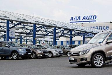 Nejoblíbenějším prodávaným vozem v celé skupině AAA je již dlouhodobě Škoda Octavia. Tahounem je obzvláště v České republice a na Slovensku.