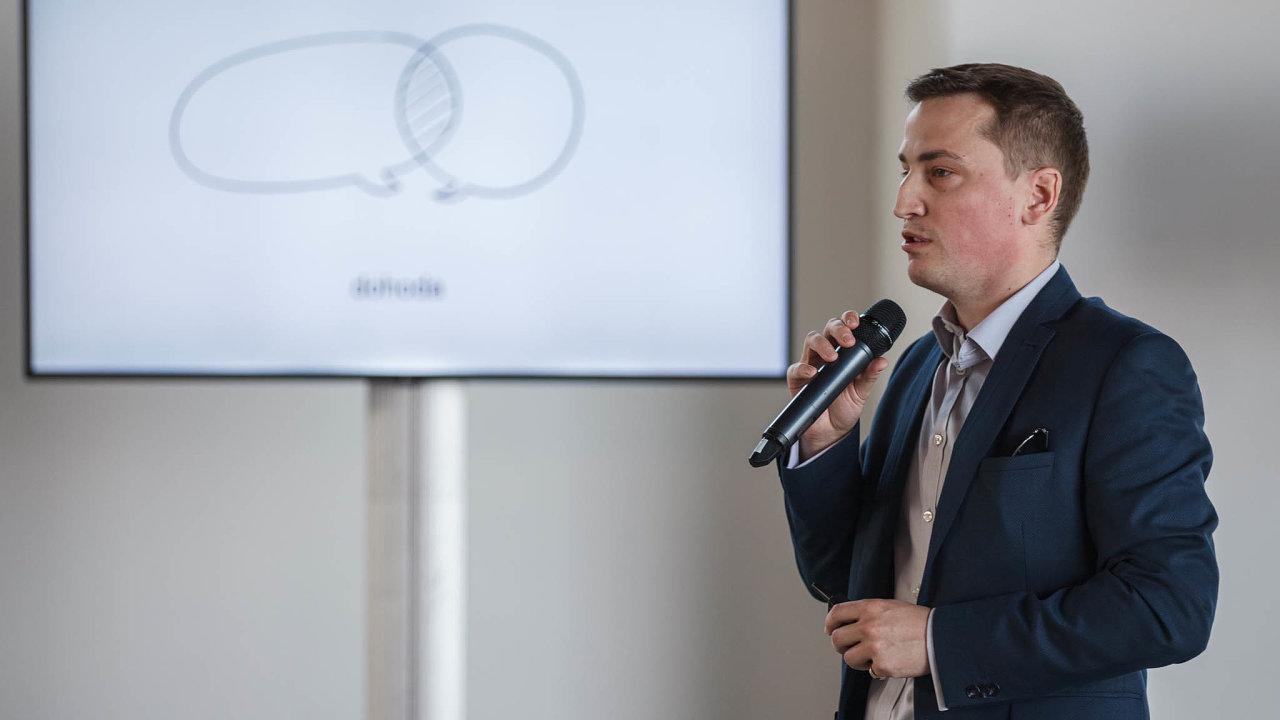 Šéf pražského Institutu plánování a rozvoje Ondřej Boháč