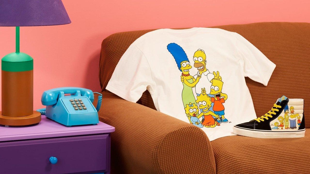 Kolekce Vans x The Simpsons
