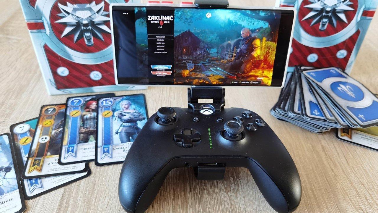 Streamování her ve službě Xbox Game Pass Ultimate zvládne i Zaklínače