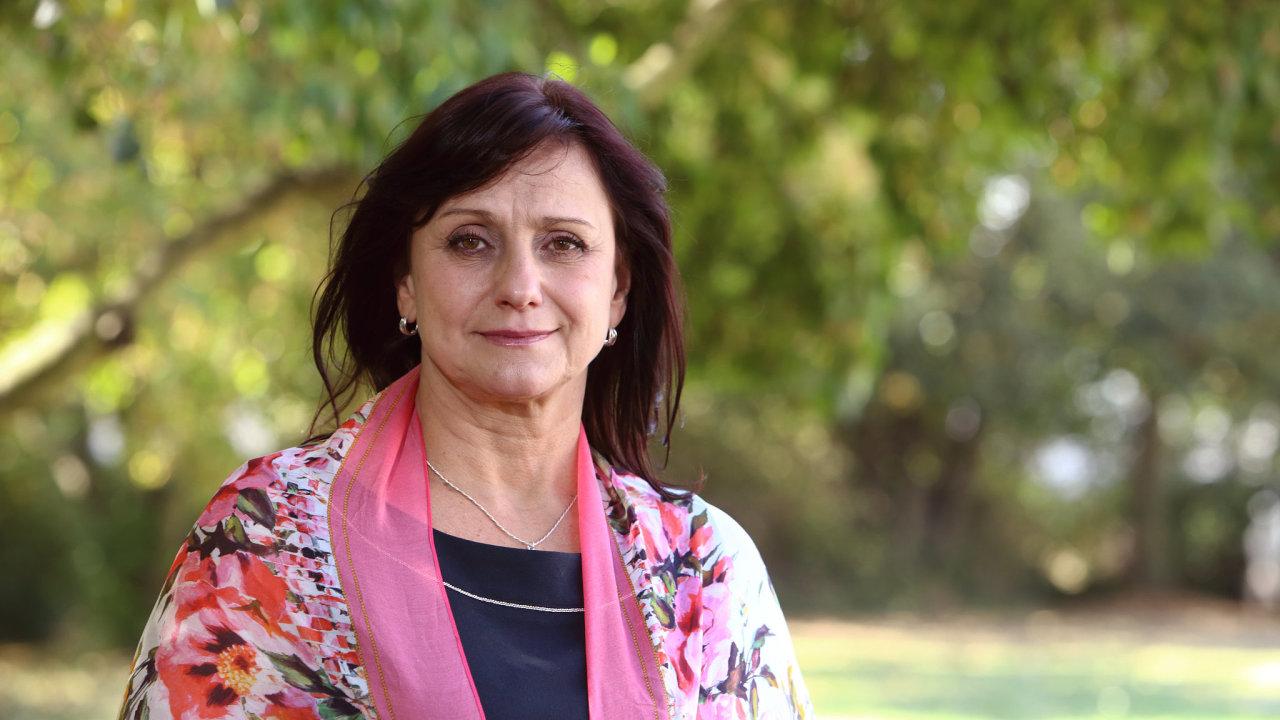 Mirka Skovajsová, zakladatelka screeningu v Česku a ředitelka dvou pražských mamma center