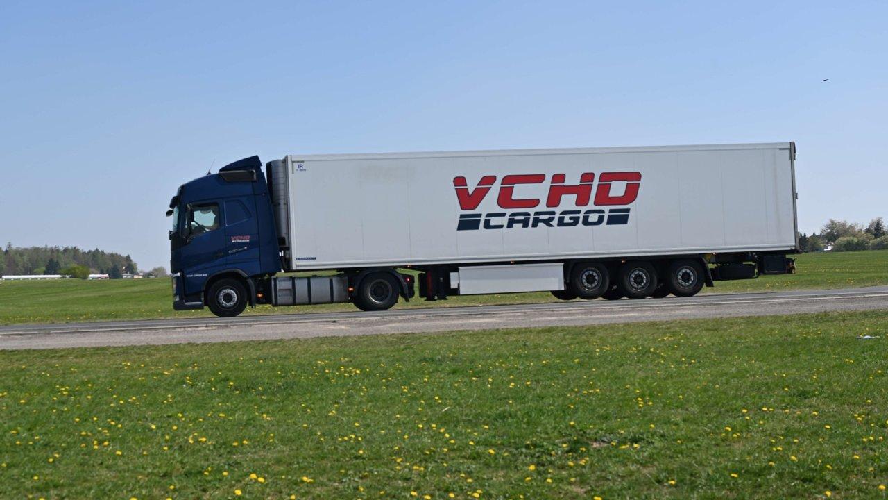 Kamion VCHD Cargo – ilustrační foto.