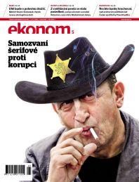 Týdeník Ekonom - č. 05/2012