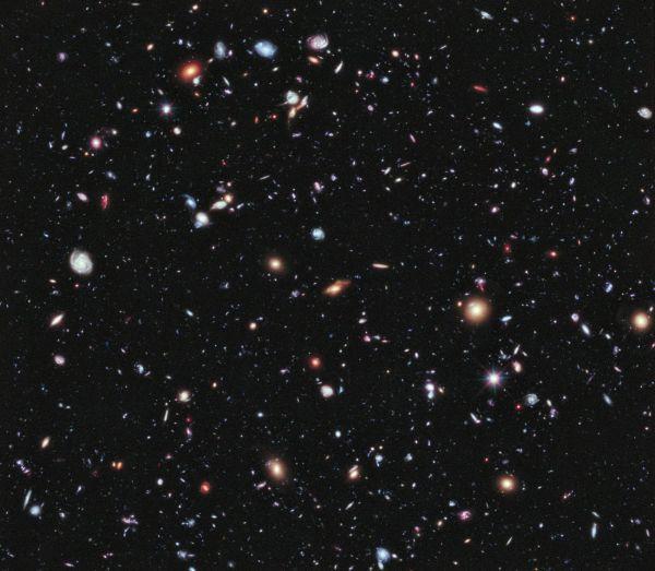 Pohled na nejvzdálenější vesmír