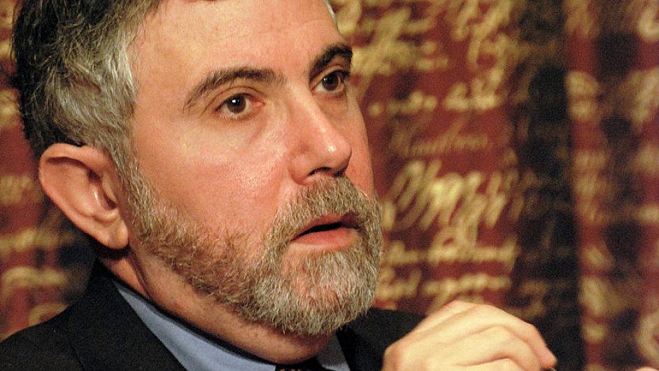 Americký ekonom Paul Krugman.