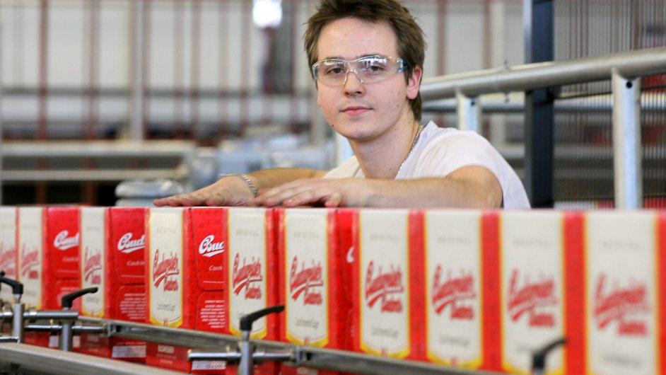 Soudní Tribunál v Lucemburku odmítl žalobu Budvaru proti registraci značky BUD konkurenčního pivovaru Anheuser Busch. Ilustrační foto