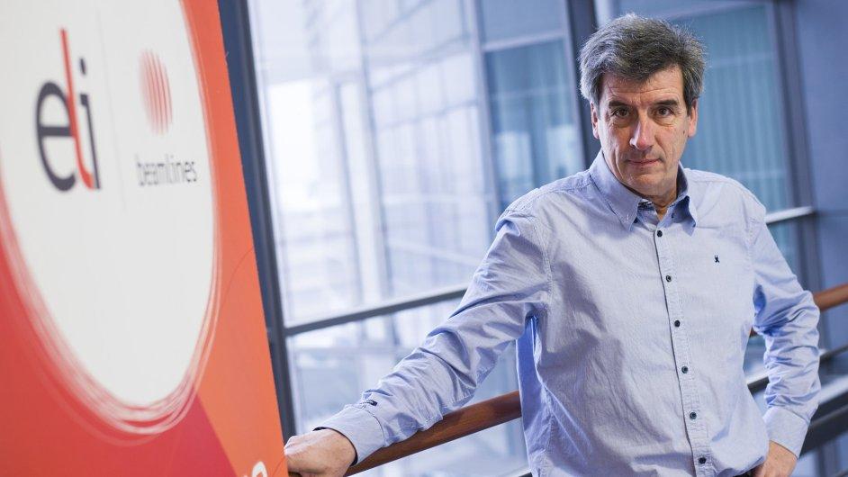 Bruno Le Garrec, nový technický ředitel laserového centra ELI