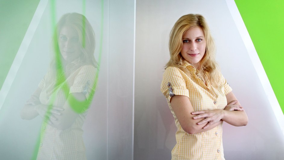 Lenka Kučerová, zakladatelka programu CzechAccelerator